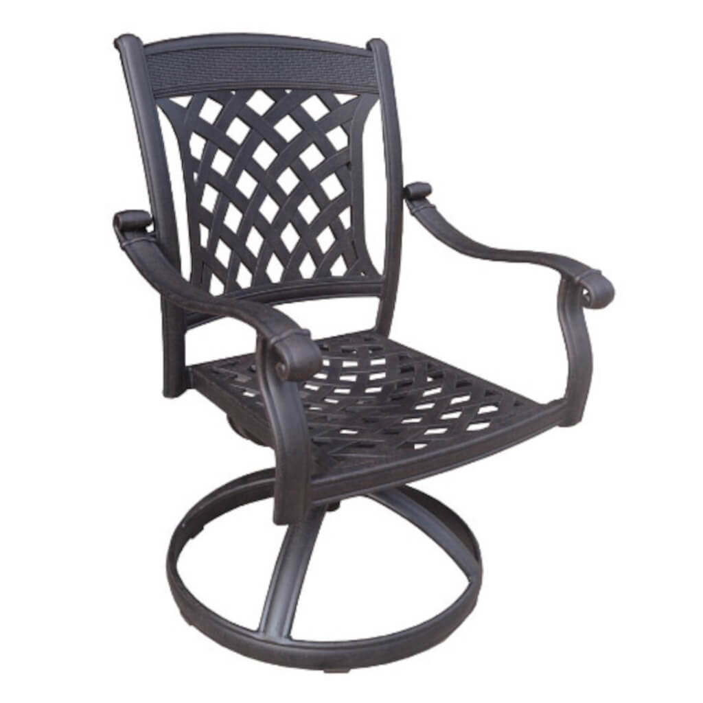 Carlisle Swivel Dining Chair